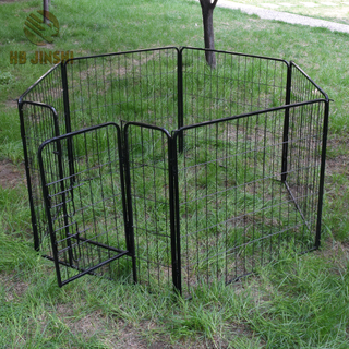 32 '' Heavy Duty Dog exercice Cage Pet Playpen